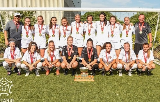Saltfleet Stoney Creek win 2019 U21 Ontario Cup